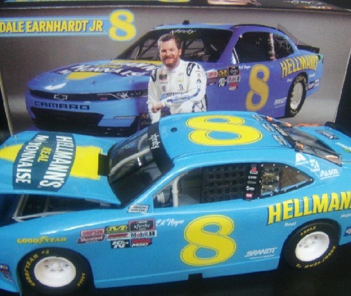 RARE Dale Earnhardt Jr  2008 National Guard #88 Impala COT 1//64 NASCAR