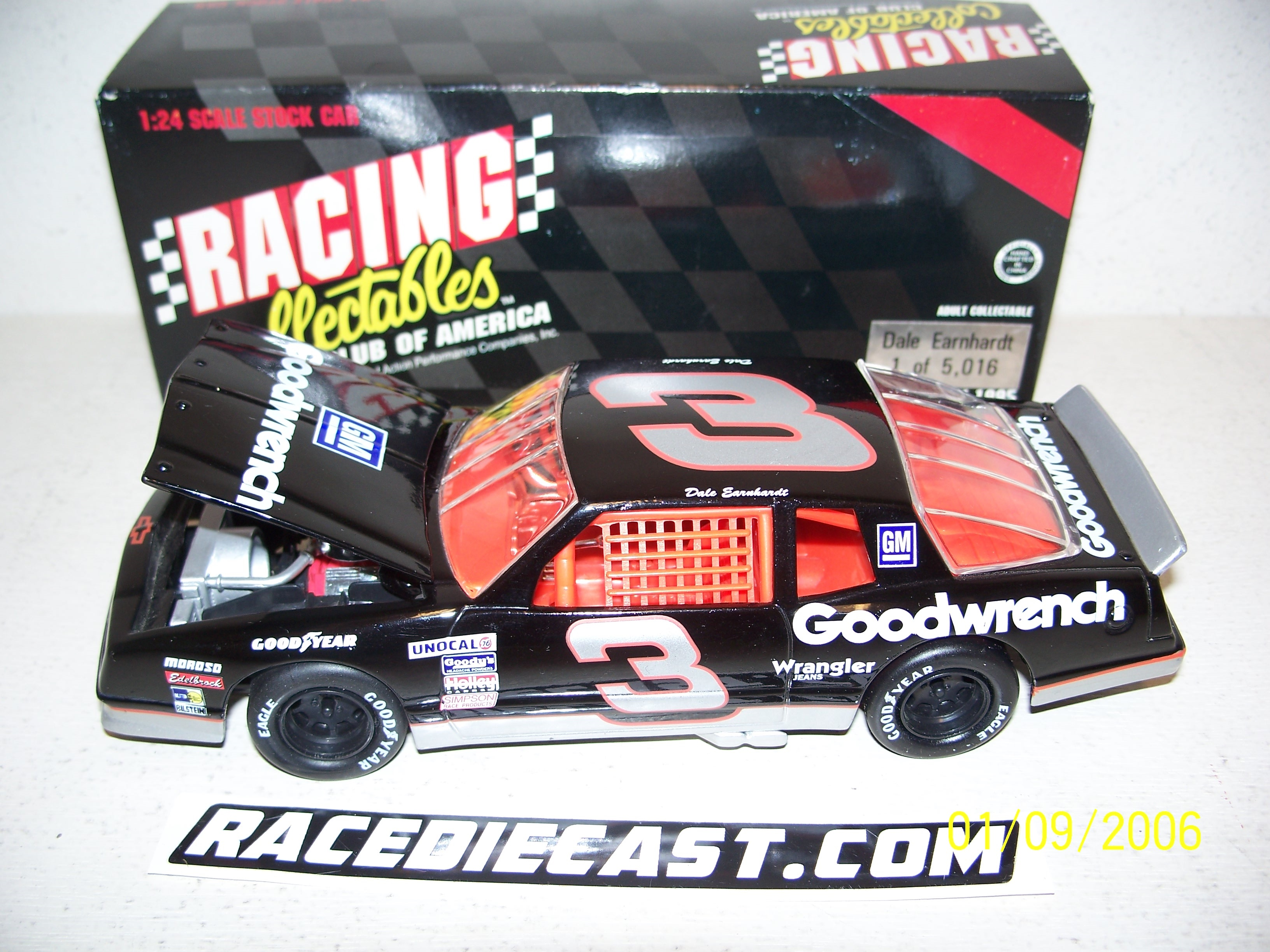 Racing-nascar Sports Mem, Cards & Fan Shop Lot Of 8 Winners Circle Racing Champions Cars New In Package Various Drivers