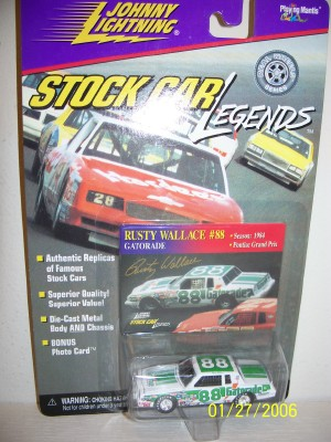 Rusty Wallace Ford >> DIE CAST RACING COLLECTABLES - NASCAR, Winston Cup & Busch
