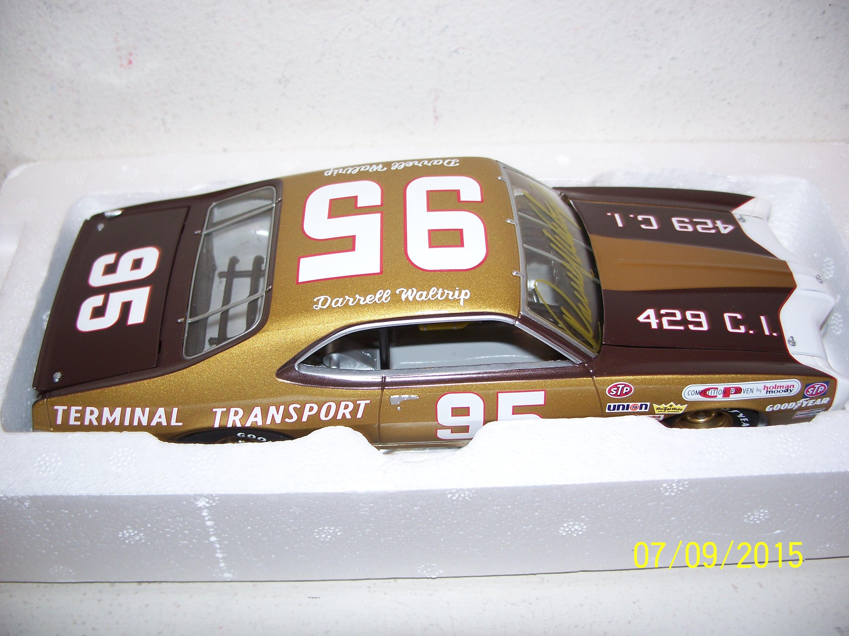 2004 Pass Vip Nascar Racing #85 Press Darrell Waltrip ganadores de todos los tiempos